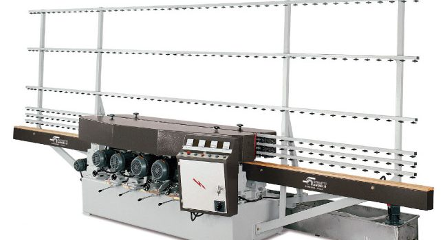 Glass grinding machines: when making something safer also makes it more beautiful